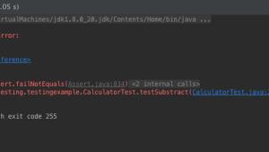 AndroidStudioでUnitTestを行う